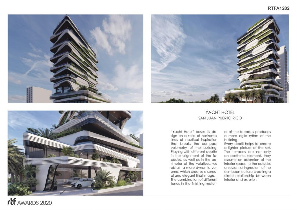 YACHT HOTE, SAN JUAN DE PUERTO RICO | DNA BARCELONA ARCHITECTS - Sheet2